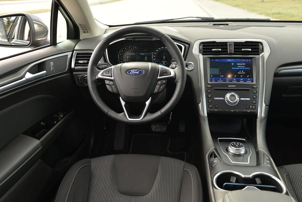 Ford Mondeo 2.0 EcoBlue