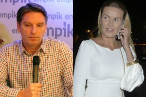 Tomasz Lis, Hanna Lis