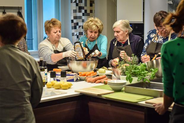 Warsztaty kulinarne #poswojemu w Kuchni Spotkań