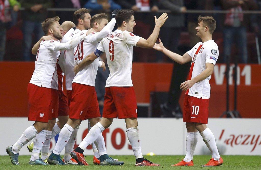 Reprezentanci Polski w piłce nożnej