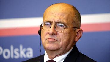 Zbigniew Rau porównuje weto do hamulca: Polexit jest absolutnym absurdem