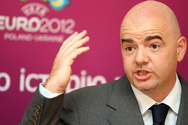 Czy Łysy zrobi porządek w FIFA?