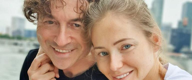 Piotr Rubik i Agata Rubik świętują 14. rocznicę ślubu. Ich wyznania rozczulają