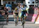 Giro d'Italia. Chaves wygrał etap, Kruijswijk nowym liderem, Majka wciąż szósty