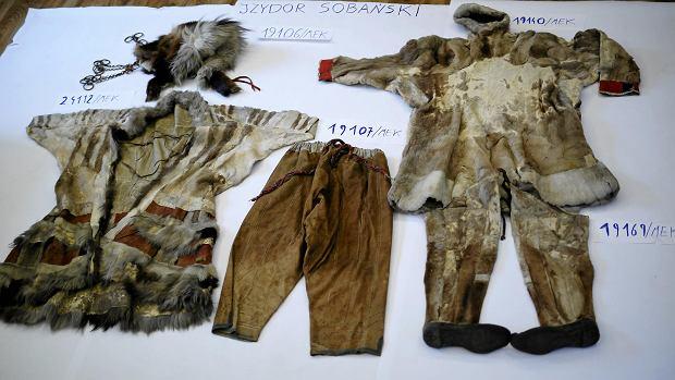 Niezwykła syberyjska kolekcja krakowskiego muzeum etnograficznego