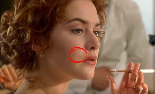 Wpadki filmowe w 'Titanicu'