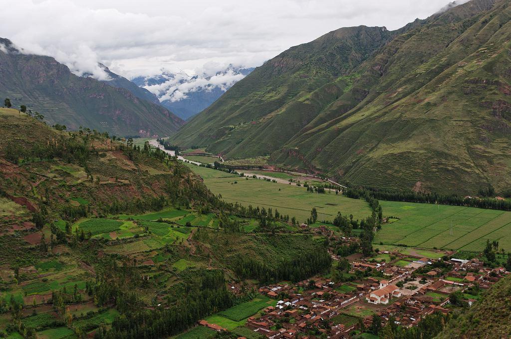 Na liście znalazła się m.in. Święta Dolina Inków