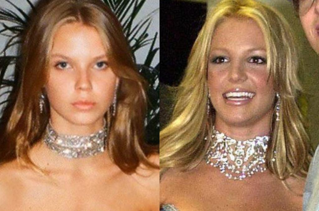 Iga Lis jako Britney Spears