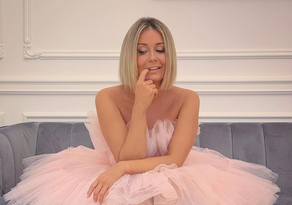 Małgorzata Rozenek-Majdan sukienka H&M