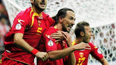 Piłkarze Czarnogóry