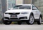 Qoros 3 City SUV   Kolejny model