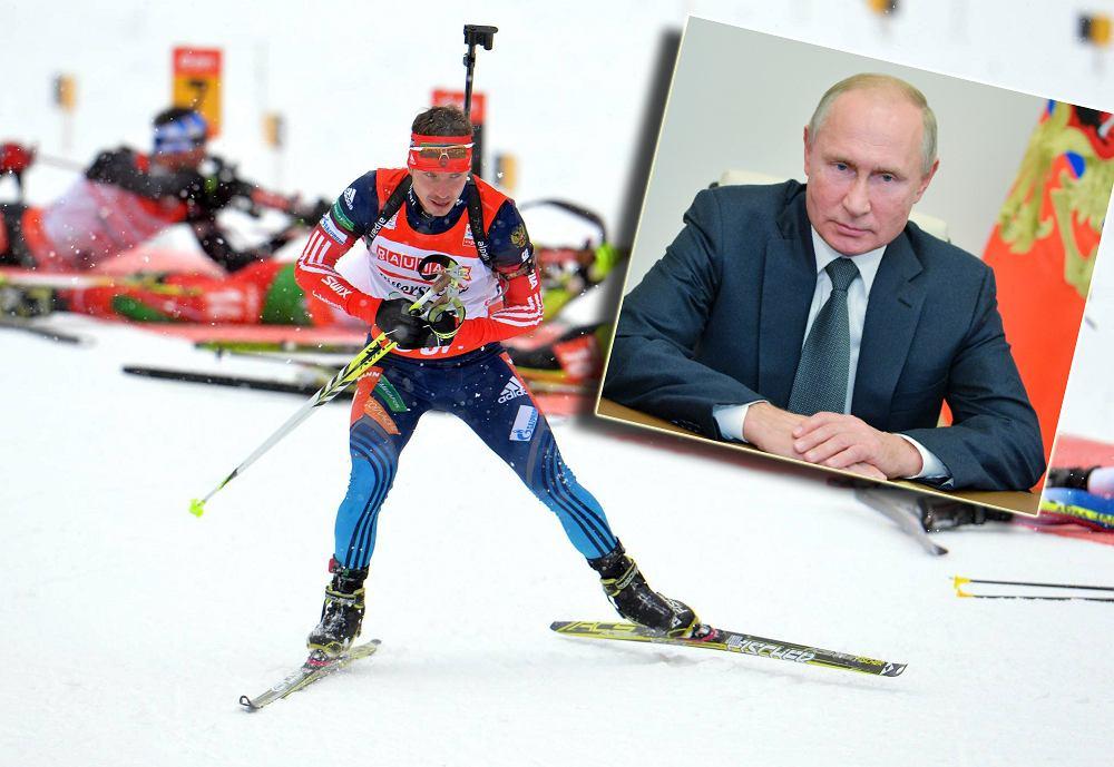 Jewgienij Ustiugow pozbawiony medali olimpijskich