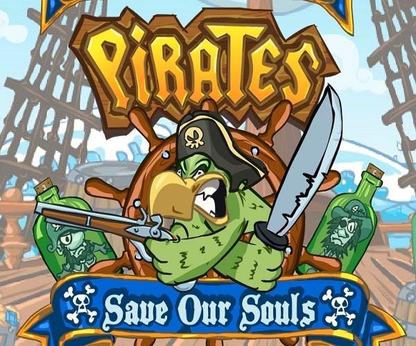 Na ratunek piratom!