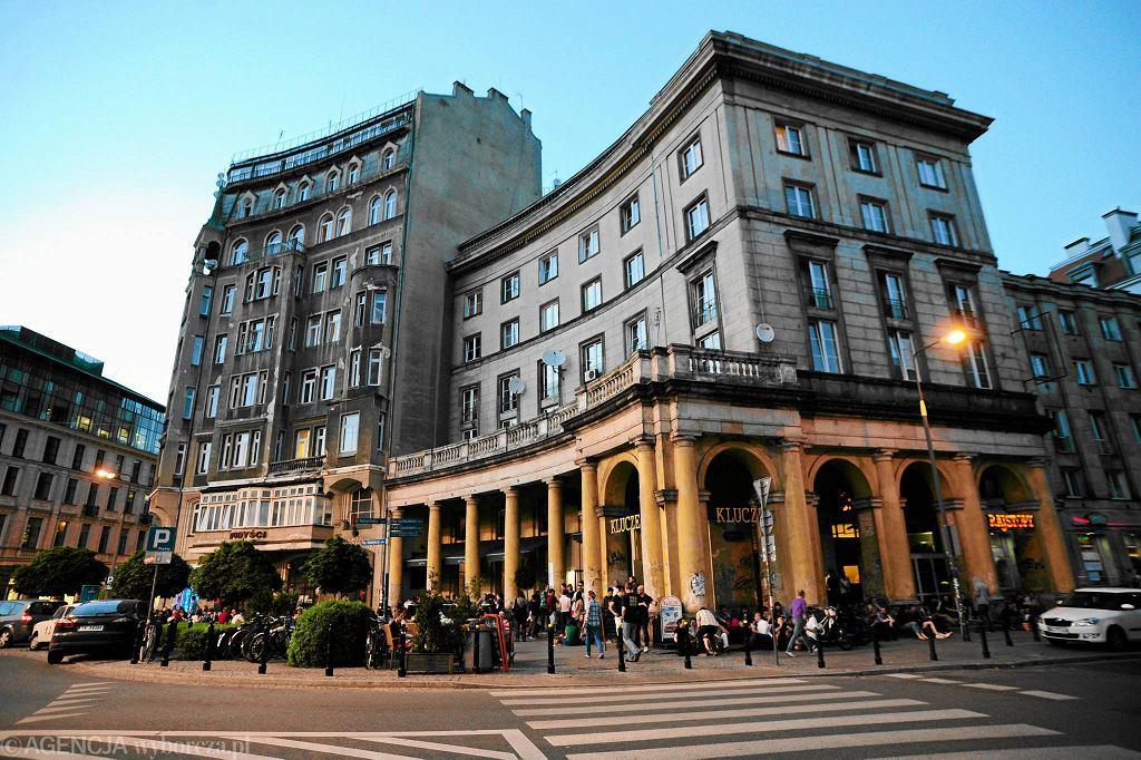 Plac Zbawiciela w Warszawie / ADAM STĘPIEŃ