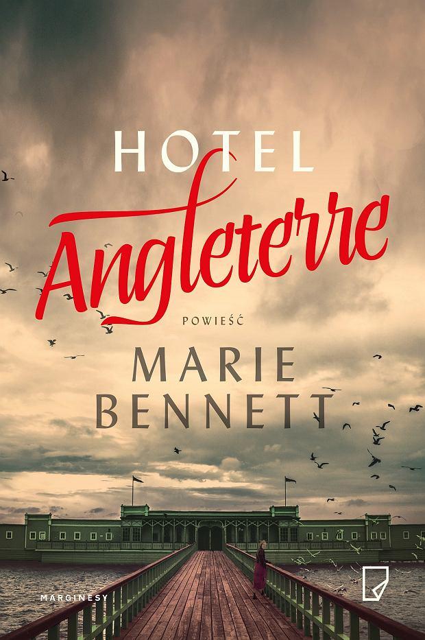 Okładka książki 'Hotel Angleterre'