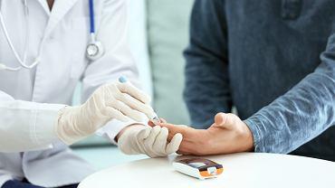 Cukrzyca wtórna wywołuje objawy takie same jak cukrzyca typu 1 oraz 2