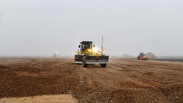 Budowa Lotniska w Radomi