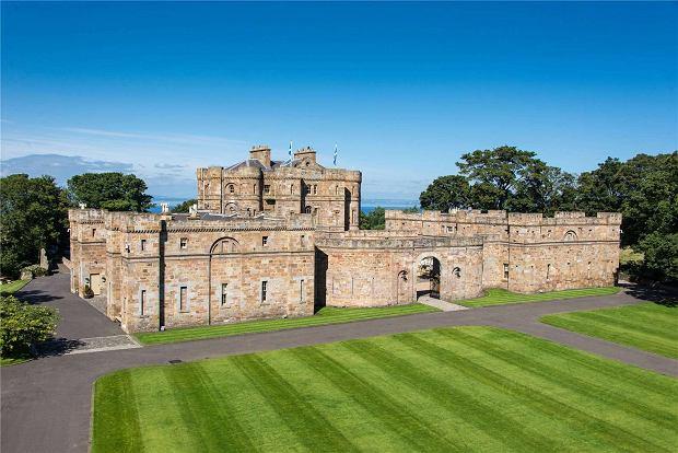 Seton Castle w Longniddry w Szkocji
