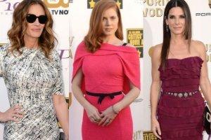 Sandra Bullock, Julia Roberts, Amy Adams