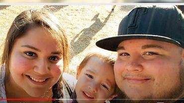 Czterolatek stracił rodziców zakażonych koronawirusem