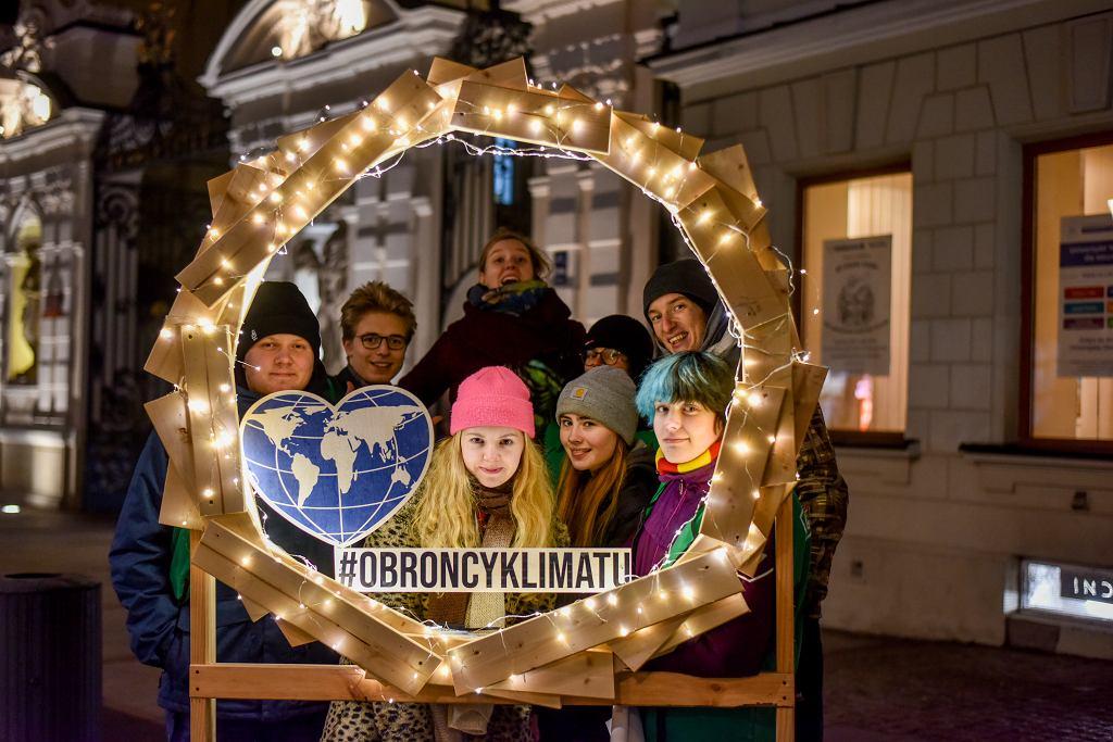 Młodzi obrońcy klimatu