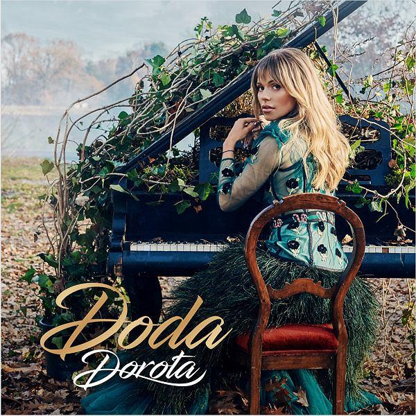 Okładka płyty Dody 'Dorota'
