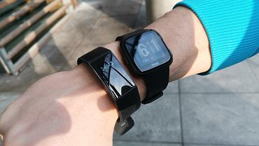 Fitbit Charge 3 i Fitbit Versa