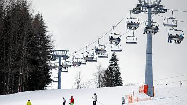 Ferie zimowe 2021. Czy stoki narciarskie będą otwarte? (zdjęcie ilustracyjne)