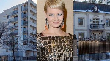 Domy gwiazd, Małgorzata Kożuchowska.