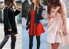 Kobiece sukienki w zimowych zestawach - jakie wybrać?