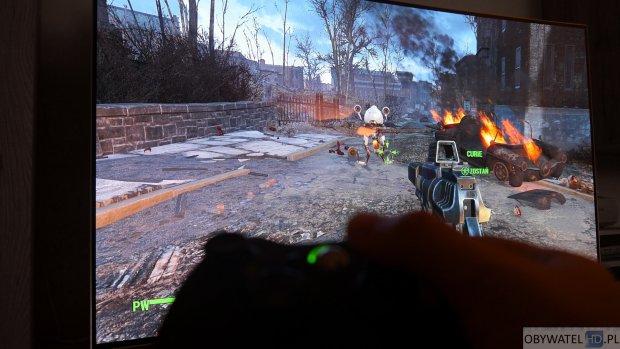 LG EG910V OLED - gry - Fallout 4