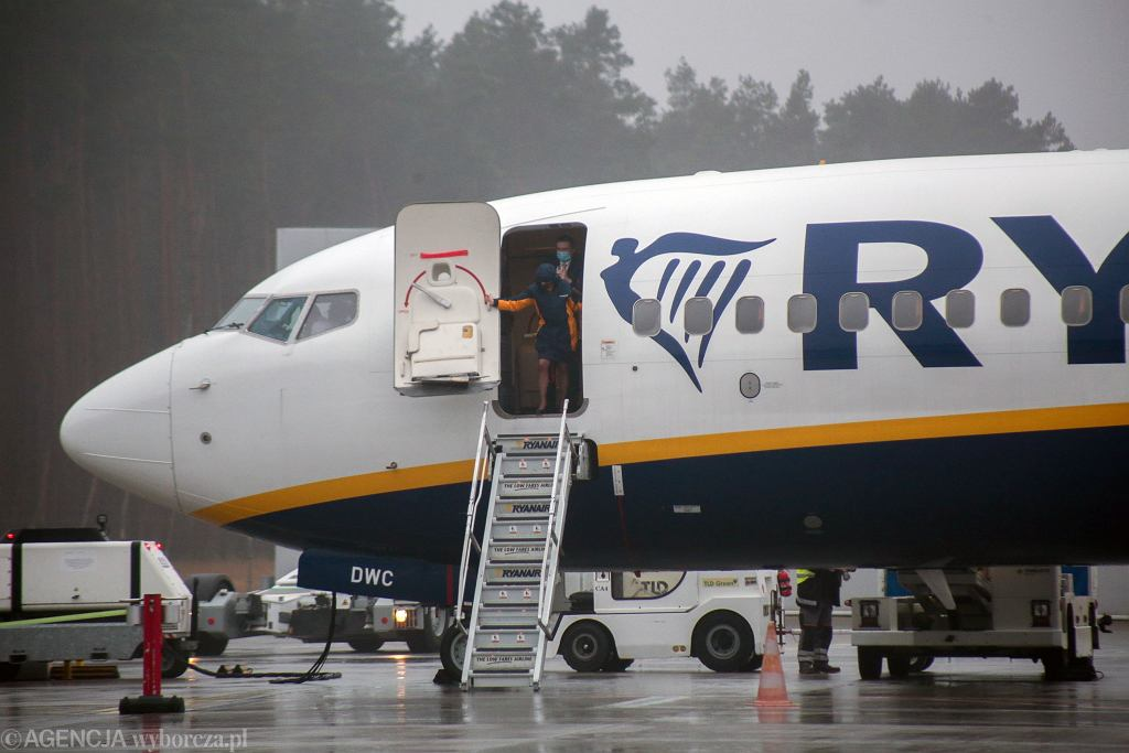 Szef Ryanaira: Lotnisko w Radomiu to jeden z najgłupszych pomysłów w historii Polski
