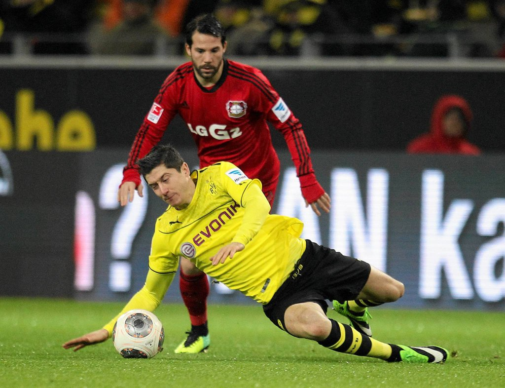 Borussia - Bayer 0:1