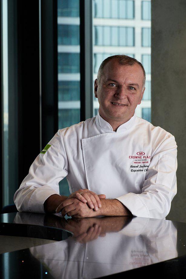 Paweł Suchenek gotował dla katarskiego szejka. Nam zdradził przepis na wegetariańskie cepeliny