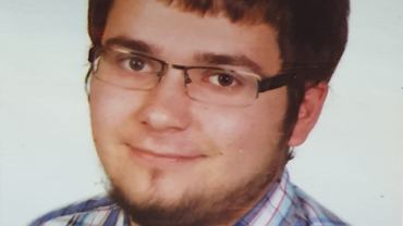 Hubert Marciniak wyszedł z domu 10 grudnia i do dziś nie skontaktował się z rodziną