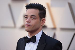 Rami Malek arrives at the Oscars on Sunday, Feb. 24, 2019, at the Dolby Theatre in Los Angeles. (Photo by Richard Shotwell/Invision/AP)