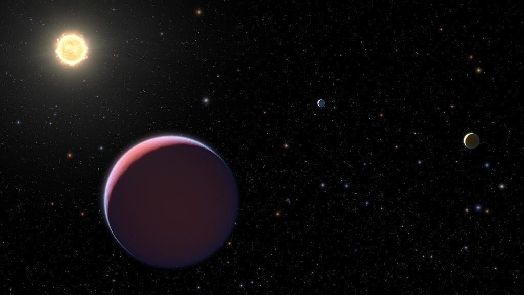 Planety układu Kepler-51