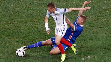 Anglia - Islandia
