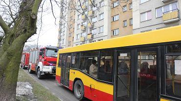 Wypadek autobusu w Kielcach (zdj. ilustracyjne)