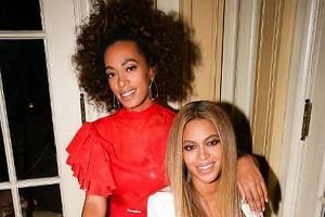 Solange Knowles, Beyonce