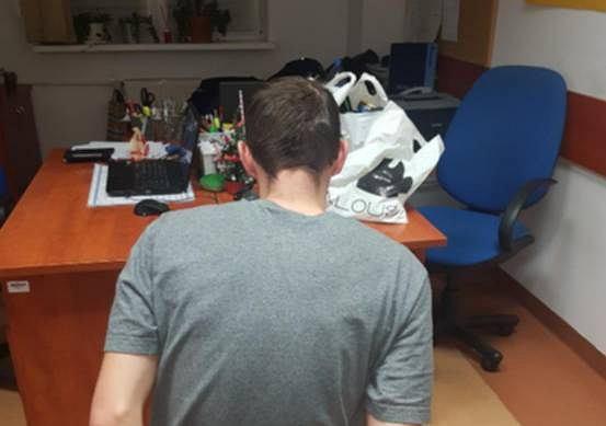 Policjanci zatrzymali 27-letniego wolontariusza z Piaseczna, który skradł pieniądze przekazane na WOŚP.
