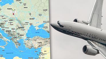 """Polski Boeing 737 MAX w powietrzu pomimo zakazu. Zmierzał do Izraela. """"Przejdzie tam przegląd"""""""