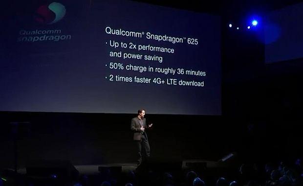 Specyfikacja Blackberry KEYone