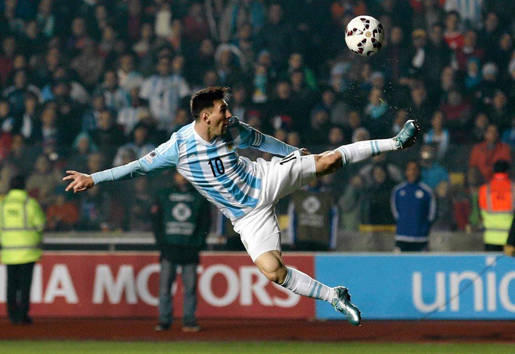 Copa America. Chile - Argentyna. Relacja na żywo