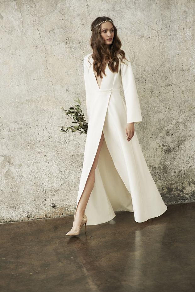 Nowość marki to sukienki ślubne