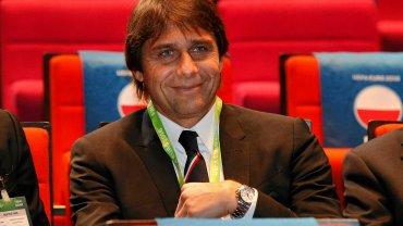 Antonio Conte, selekcjoner Włochów