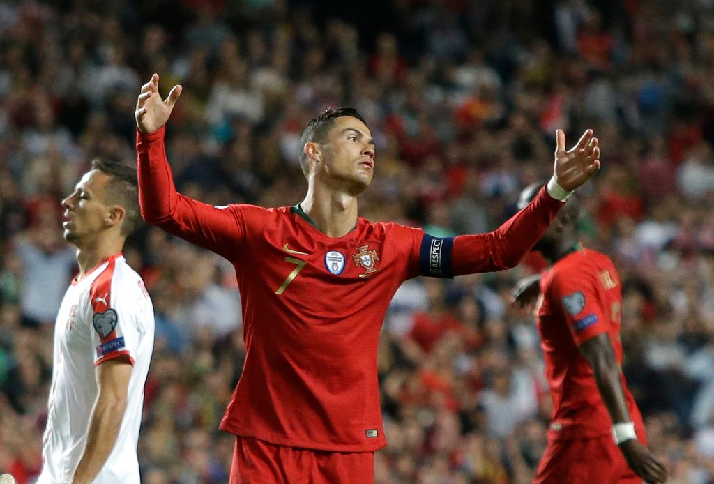 Juventus zagra z Atletico w Sztokholmie a nie w USA. Powodem oskarżenia wobec Ronaldo?