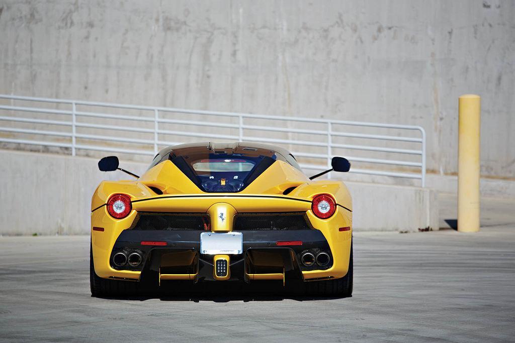 Używane Ferrari LaFerrari z 2015 r.