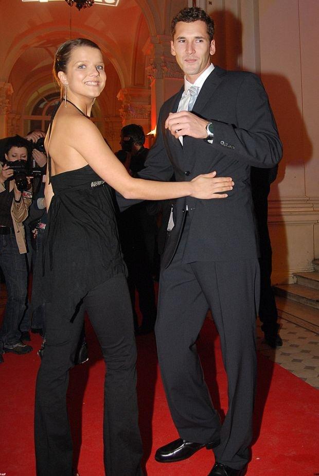 Joanna Jabłczyńska i Aleks Grynis