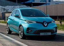 Miejski samochód elektryczny z dopłatami rządowymi. Sprawdzamy ofertę Renault Zoe